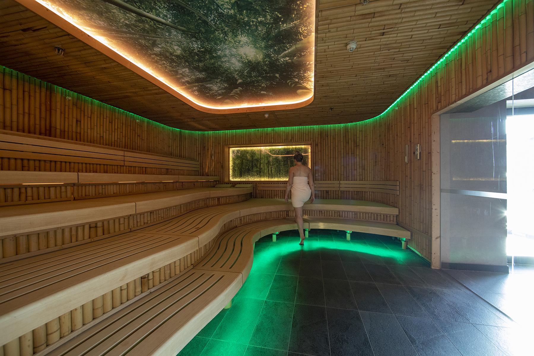 Tropisk sauna