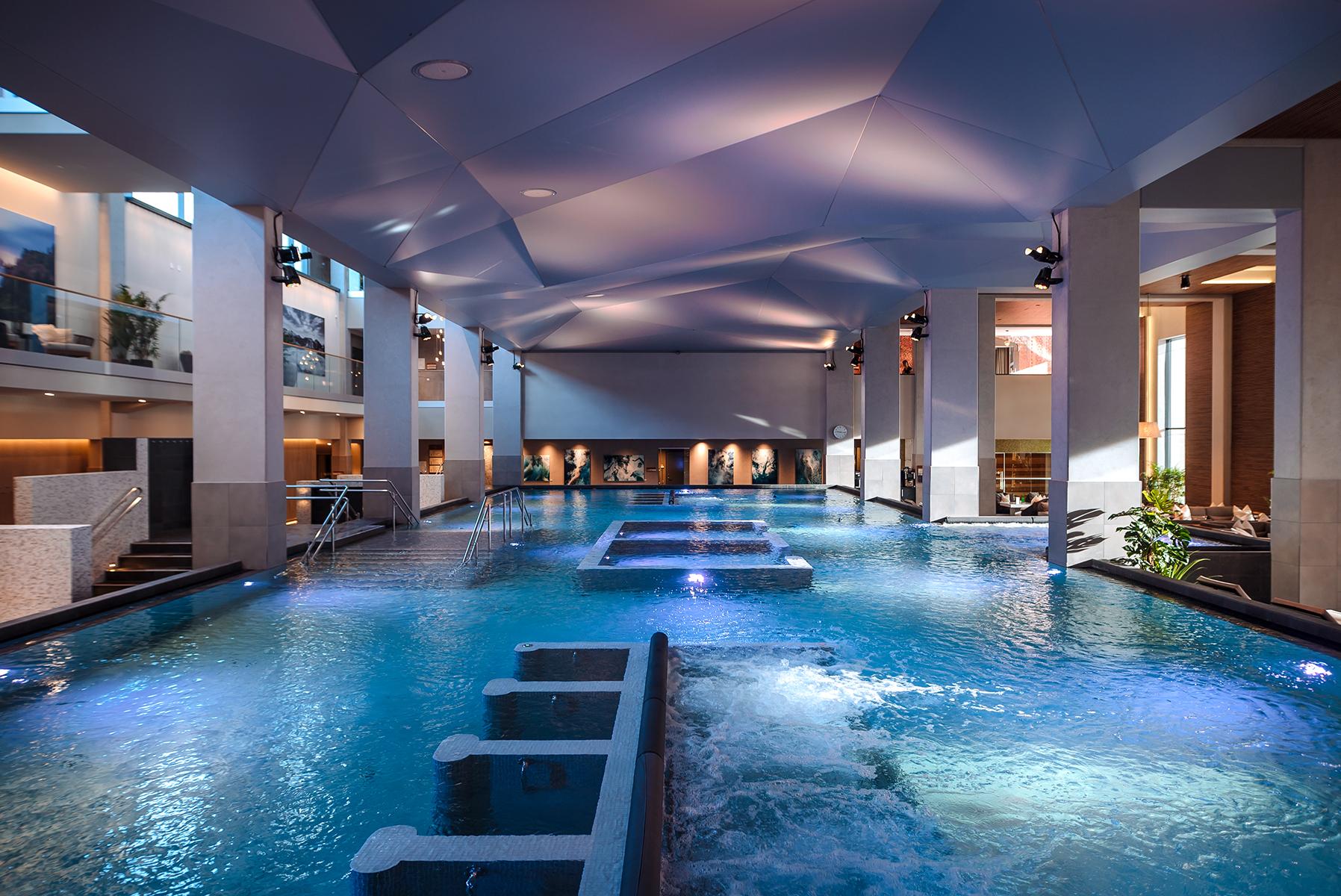 The Well Wellness Pool