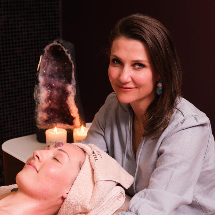 Meditasjonsritualer med Märtha Louise