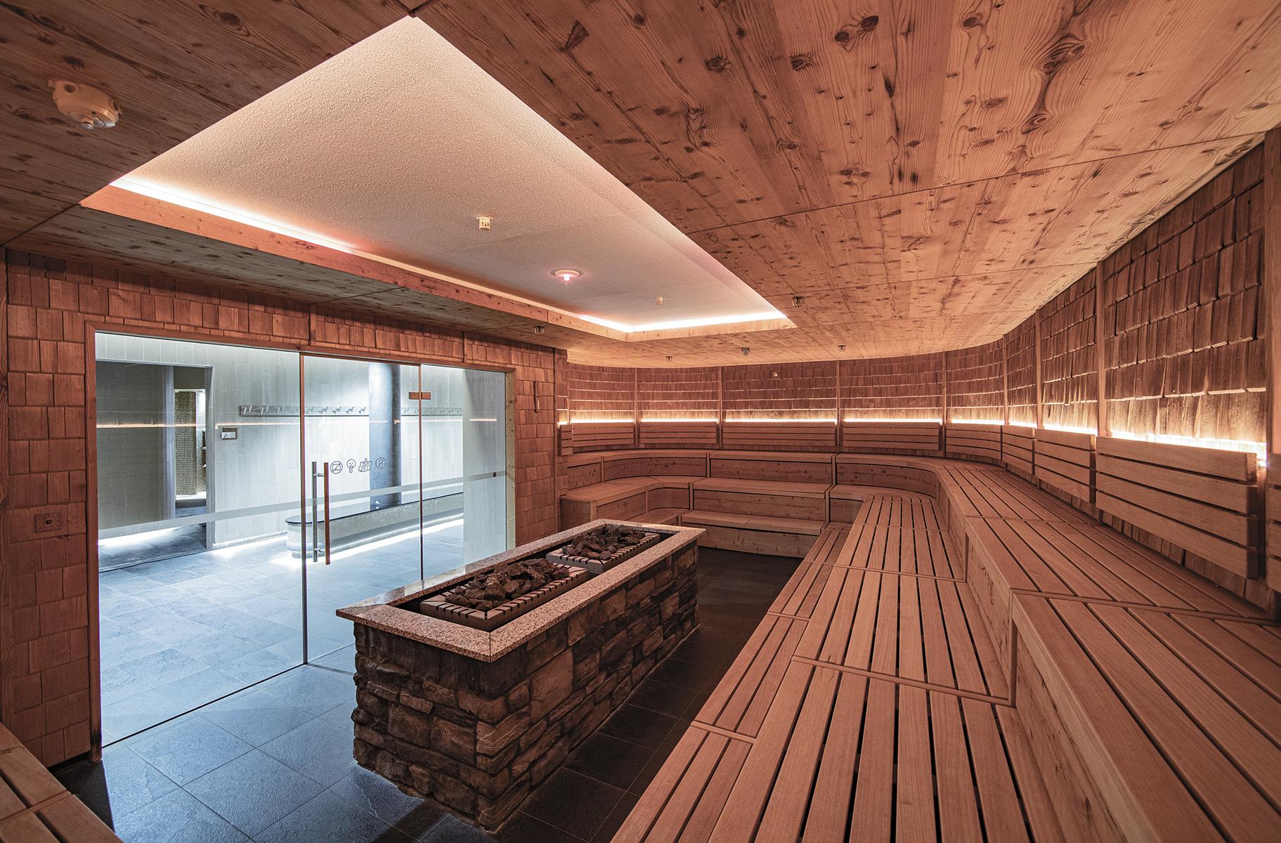 Finsk sauna